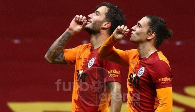 Oğulcan'dan gol sonrası transfer göndermesi! İrfan Can Kahveci...