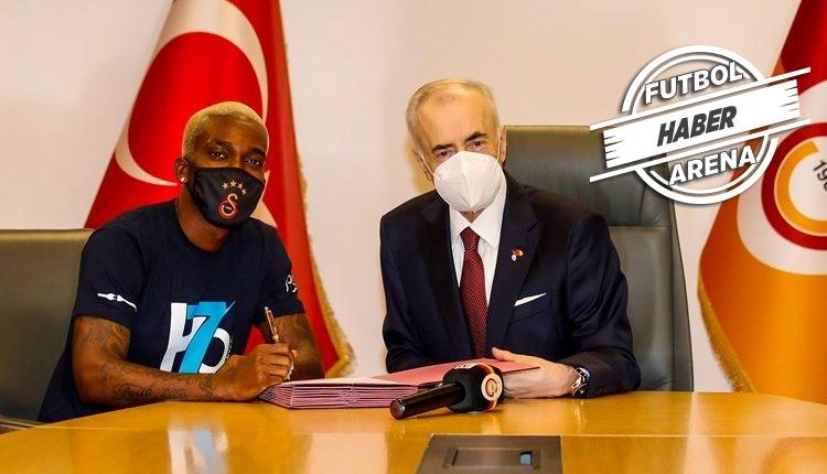Onyekuru Galatasaray'da! İşte transferin mali detayları