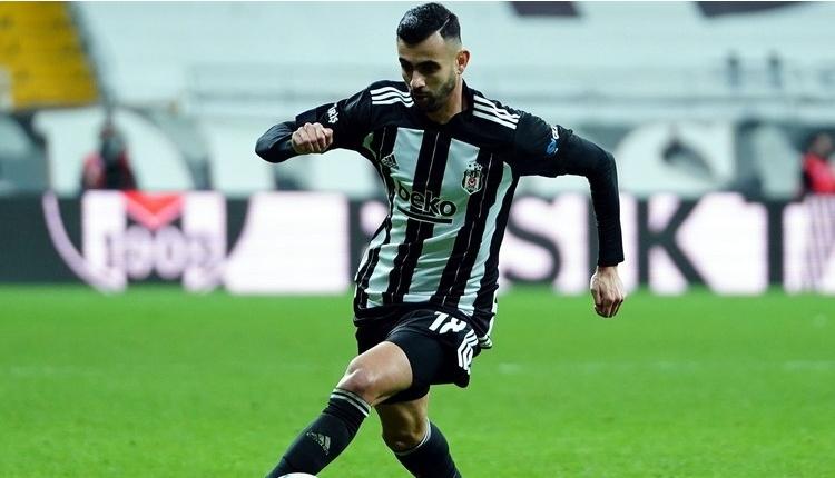 Rachid Ghezzal: 'Beşiktaş'a odaklıyım'