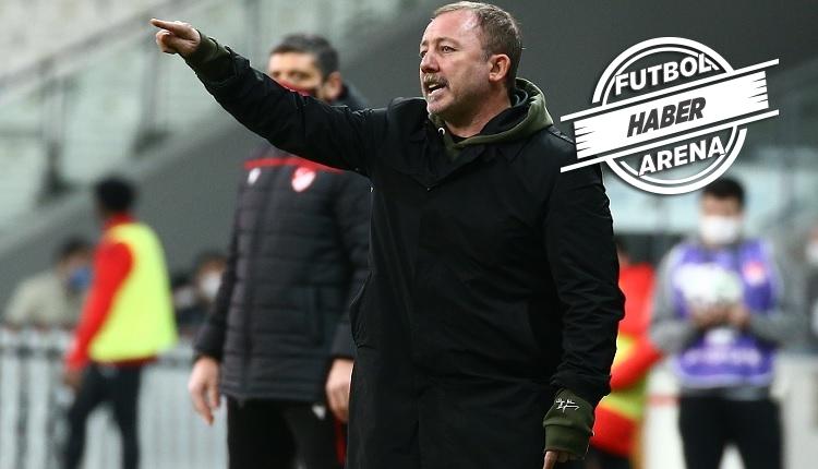 Sergen Yalçın'dan Göztepe maç sonu transfer açıklaması