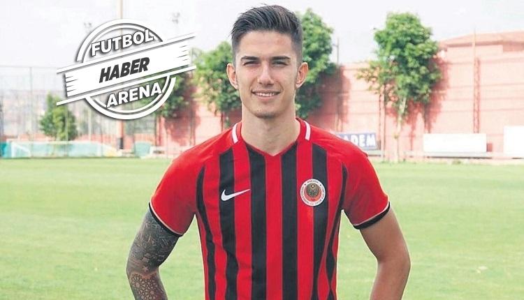 Son dakika! Berat Özdemir Trabzonspor'da
