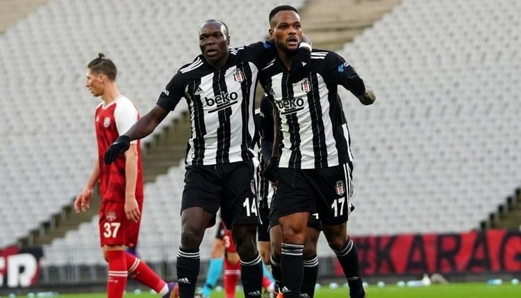 Süper Lig'in en iyi ikilisi Aboubakar & Larin
