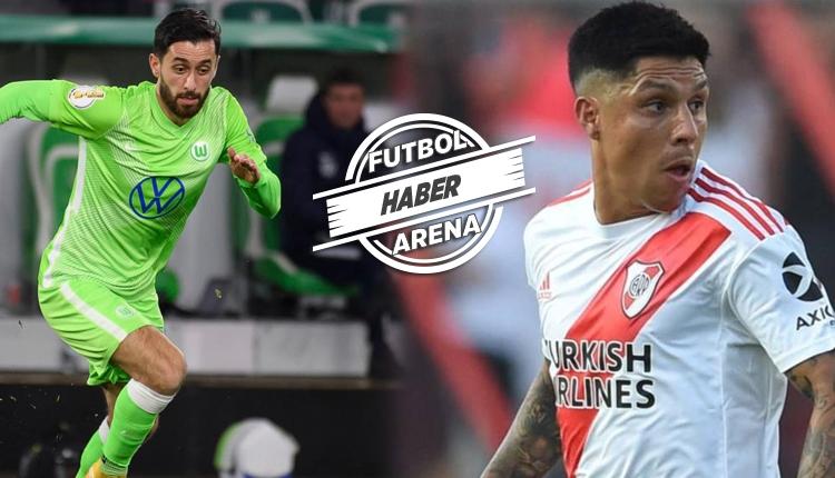 Trabzonspor'da Yunus Mallı ve Enzo Perez transferleri