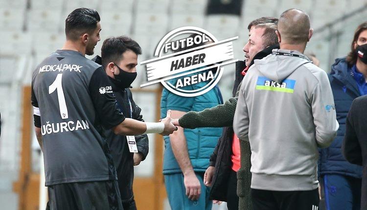 Uğurcan Çakır, Beşiktaş maçında sezon rekoru kırdı