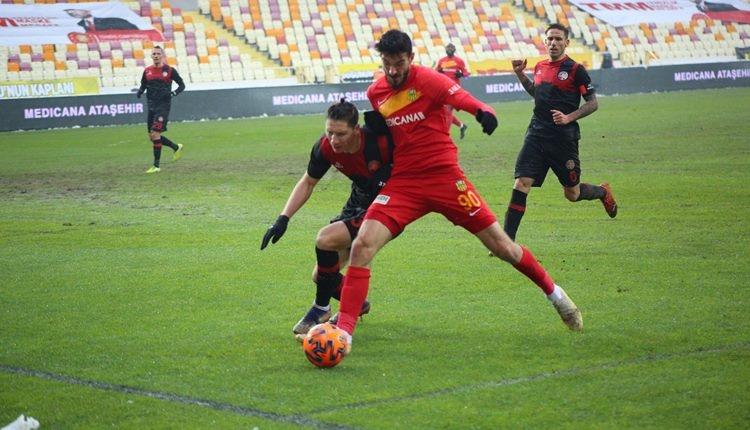 Yeni Malatyaspor 0-0 Fatih Karagümrük maç özeti (İZLE)