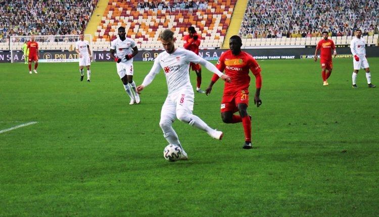 Yeni Malatyaspor 2-2 Sivasspor maç özeti ve golleri (İZLE)