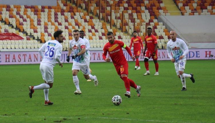 Yeni Malatyaspor 4-1 Çaykur Rizespor maç özeti ve golleri (İZLE)