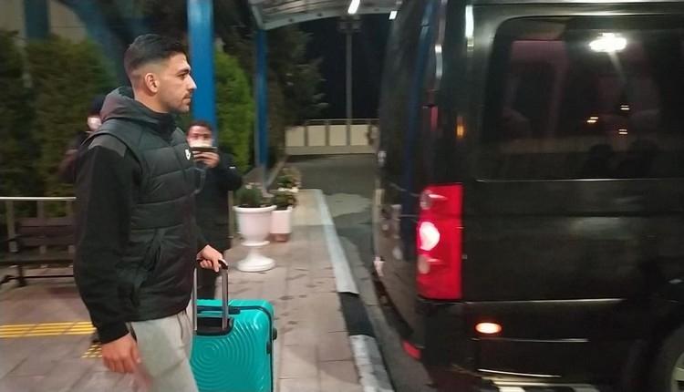 Yunus Mallı ve Bakasetas Trabzonspor'da