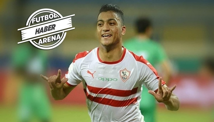 Zamalek'ten Mostafa Mohamed açıklaması: