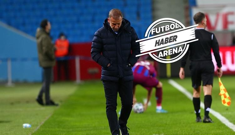Abdullah Avcı'dan penaltı tepkisi: 'Bakasetas'ın pozisyonu'
