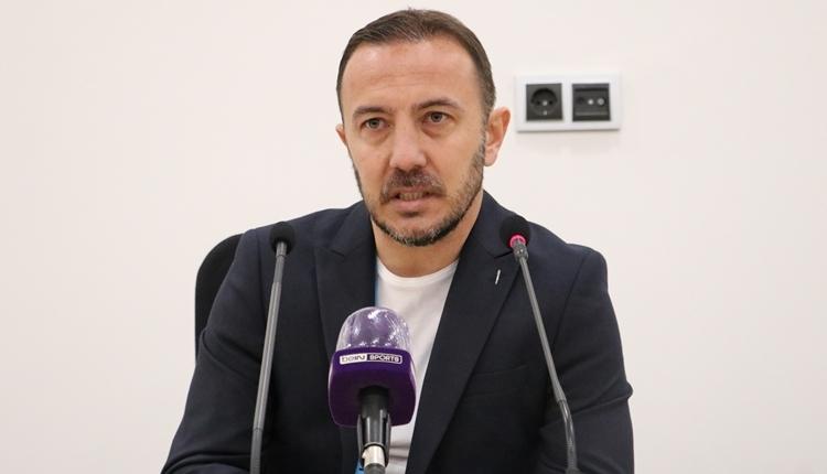 Adana Demirspor'da Cüneyt Dumlupınar'ın istifası kabul edildi
