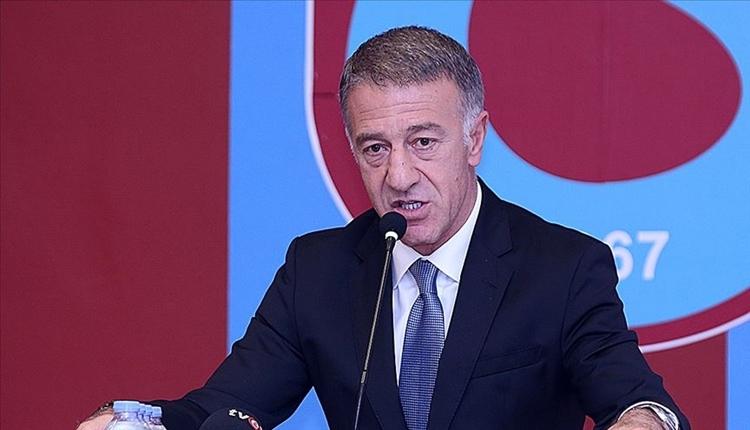 Ahmet Ağaoğlu'dan şampiyonluk sözleri: