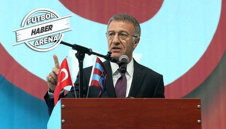 Ahmet Ağaoğlu'ndan Fenerbahçe maç sonu hakem tepkisi