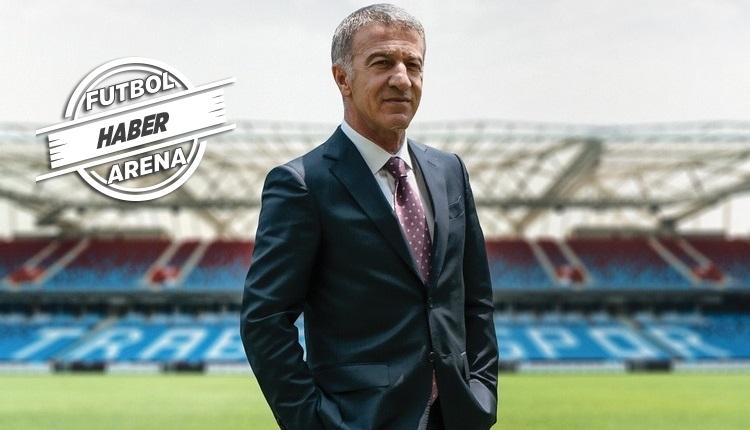 Ahmet Ağaoğlu'ndan şampiyonluk sorusuna cevap