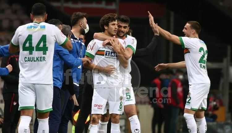 Alanyaspor'da sevinç: Galatasaray'ı sahasında yine yendik