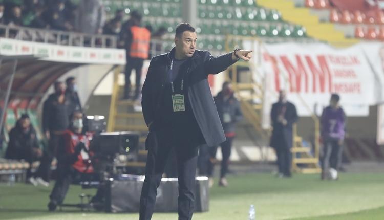Alanyaspor'dan Galatasaray sözleri: