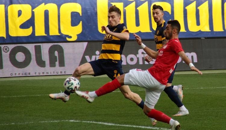 Ankaragücü 1-4 Sivasspor maç özeti ve golleri (İZLE)
