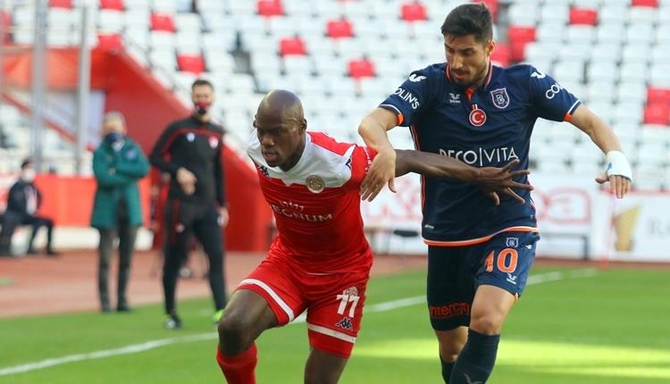 Antalyaspor 0-0 Başakşehir maç özeti (İZLE)
