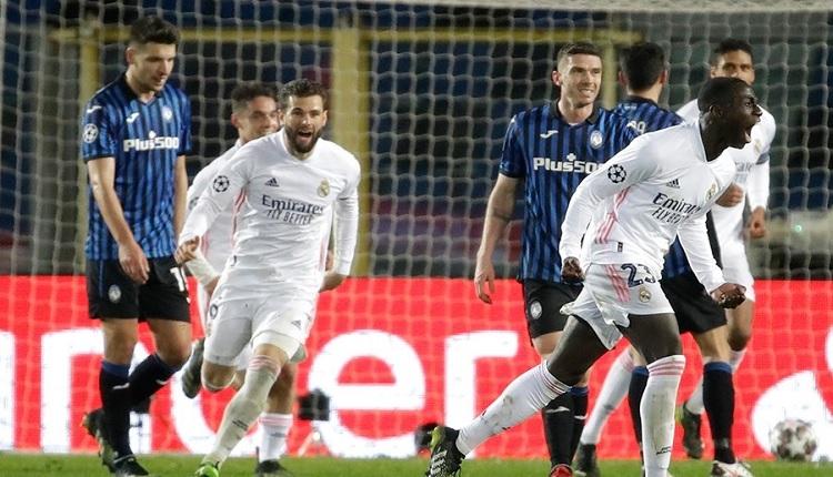 Atalanta 0-1 Real Madrid maç özeti ve golü (İZLE)