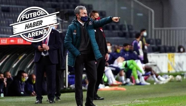 Aykut Kocaman ilk galibiyetinde Fenerbahçe'yi eledi