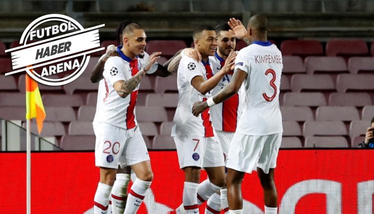 Barcelona 1-4 PSG maç özeti ve golleri (İZLE)