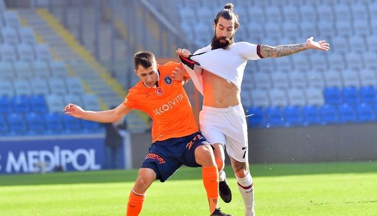 Başakşehir 0-1 Karagümrük maç özeti ve golü (İZLE)