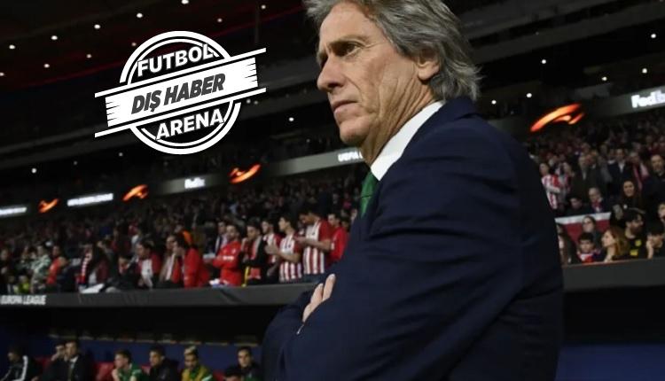 Benfica'da büyük hüsran! Yönetim, Jorge Jesus istifa!