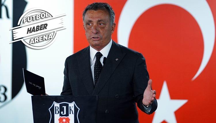 Beşiktaş'tan transfer açıklaması! TFF'ye limit çağrısı