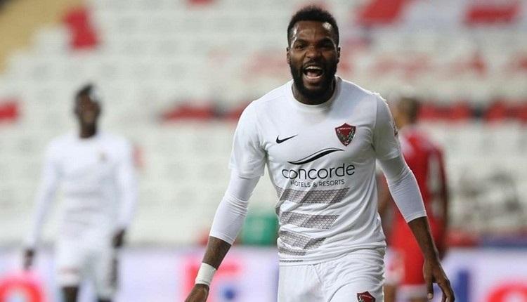 Boupendza, Krasnodar'a transfer oldu! İşte bonservisi