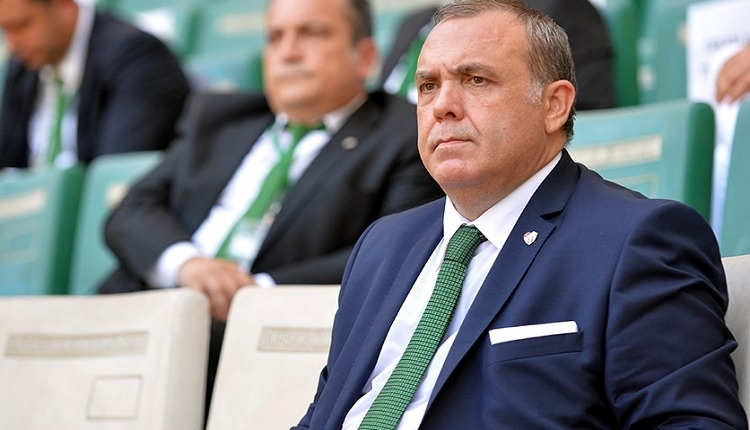 Bursaspor'un elektrik borcu yapılandırıldı