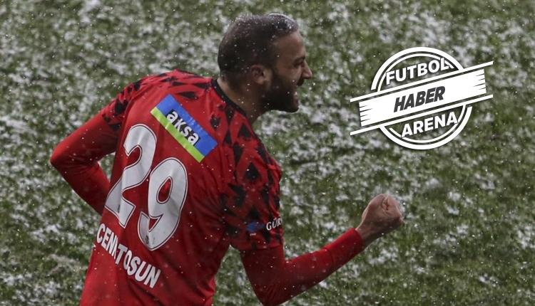 Cenk Tosun 2 golle döndü! Rachid Ghezzal fırtınası