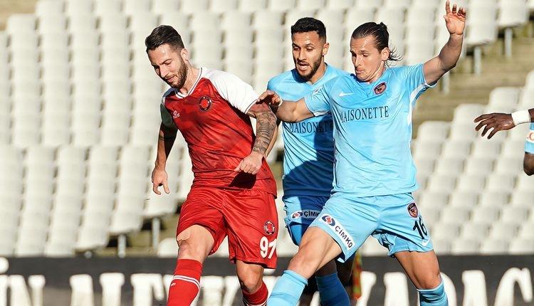 Fatih Karagümrük 2-0 Gaziantep FK maç özeti ve golleri (İZLE)