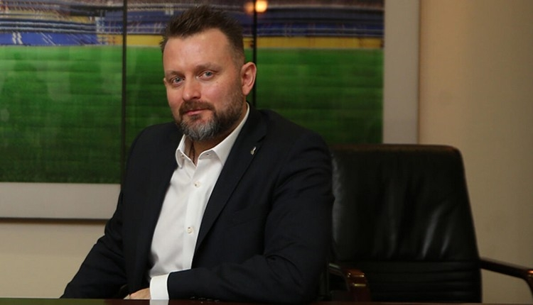 Fenerbahçe yöneticisi Selahattin Baki: 'Üstüme algı yapıyorlar!'