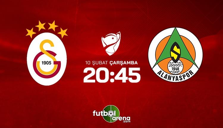 Galatasaray - Alanyaspor (Canlı Yayın)