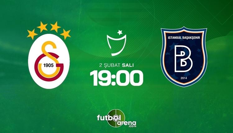 Galatasaray-Başakşehir canlı izle, Galatasaray-Başakşehir şifresiz İZLE (Galatasaray-Başakşehir beIN Sports canlı ve şifresiz İZLE)