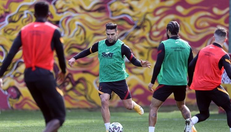 Galatasaray'da derbi öncesi Falcao gelişmesi