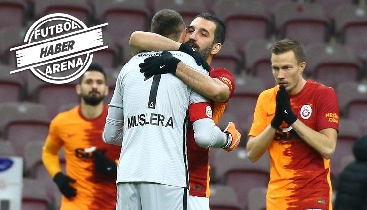 Galatasaray'da Muslera mucizesi! 31 şutun 28'ini kurtardı