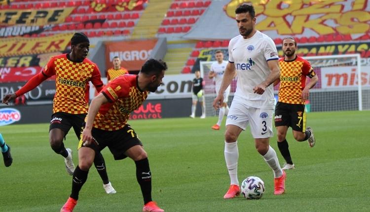 Göztepe 1-0 Kasımpaşa maç özeti ve golü (İZLE)