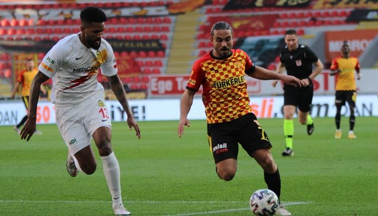 Göztepe 2-2 Yeni Malatyaspor maç özeti ve golleri (İZLE)