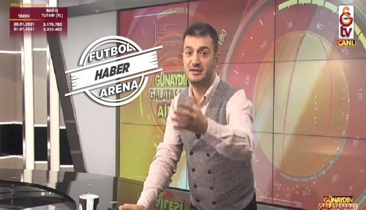 GS TV'den İrfan Can Kahveci göndermesi