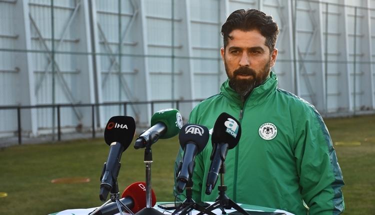 İlhan Palut: Sadece Beşiktaş maçına yoğunlaştım