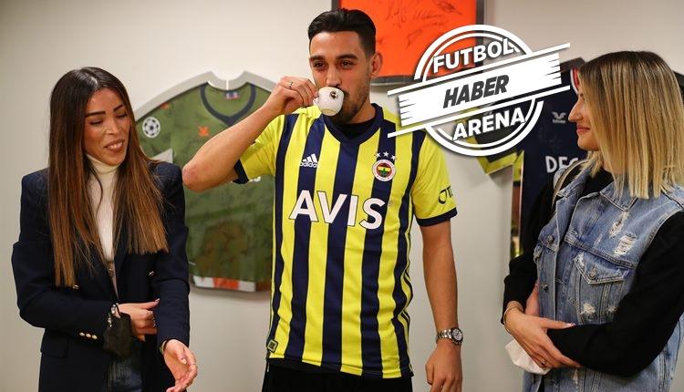 İrfan Can Kahveci Fenerbahçe'de! 'Sabırsızlanıyorum'