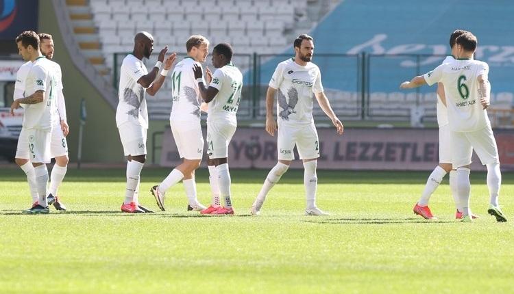 Konyaspor 2-0 Denizlispor maç özeti ve golleri izle