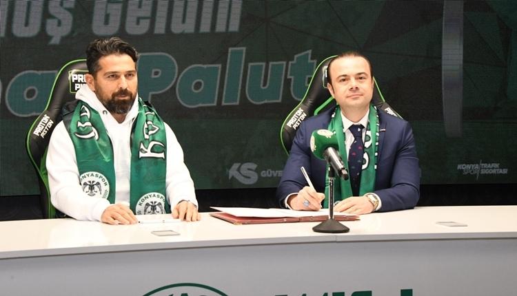 Konyaspor'da İlhan Palut dönemi! Sözleşme imzalandı