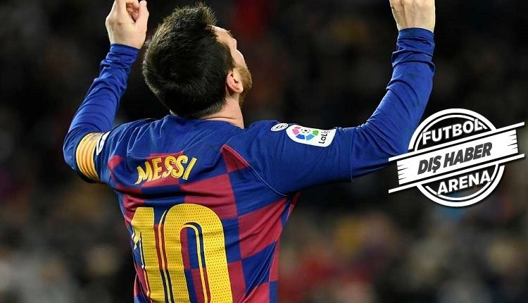 Messi'ye 10 yıllık dev proje 500 milyon euro
