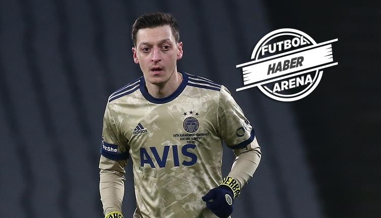 Mesut Özil, Fatih Karagümrük maçında nasıl oynadı?