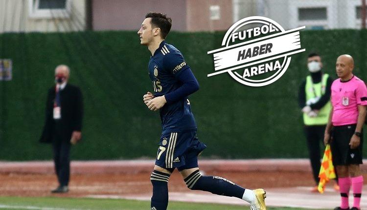 Mesut Özil, Fenerbahçe ile ilk maçında nasıl oynadı?