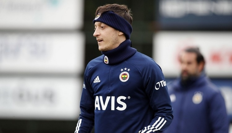 Mesut Özil, Hatayspor maçında oynayacak mı?