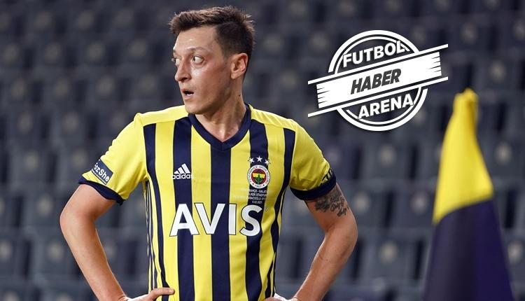 Mesut Özil'den derbi sonrası şampiyonluk açıklaması
