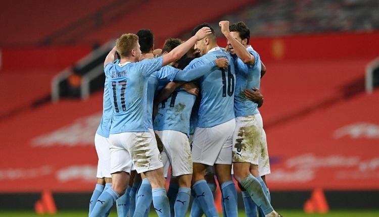 M'Gladbach 0-2 Manchester City maç özeti ve golleri (İZLE)